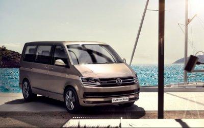 Время стильных перемен вместе с новым Multivan Style