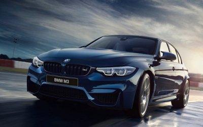 Для новых рекордов. BMW M3.