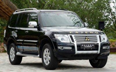 Новый Mitsubishi Pajero возможно станет кроссовером