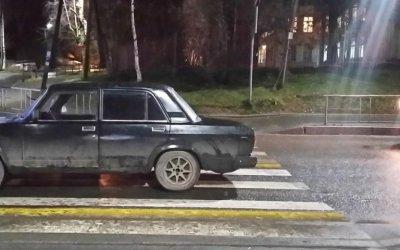 В Карелии водитель без прав насмерть сбил пешехода