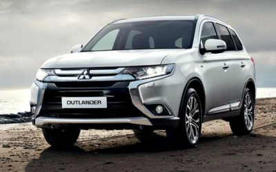 Новый Mitsubishi Outlander построят наплатформе Renault-Nissan