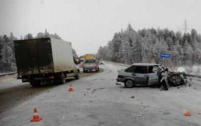 В ДТП под Сургутом погиб человек