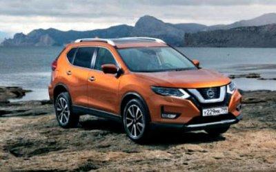 Стал известен российский ценник на новый Nissan X-Trail