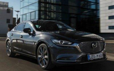 Скоро вРоссии начнётся производство нового седана Mazda 6