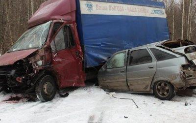 Два человека погибли в ДТП в Марий Эл