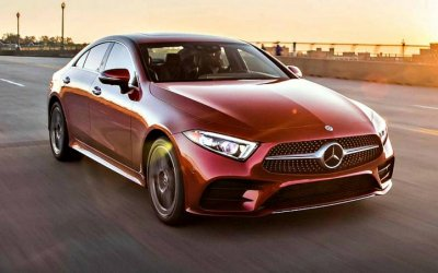 Стали известны цены нановый Mercedes-Benz CLS