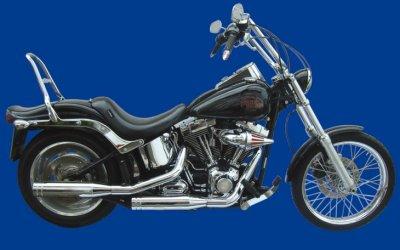 Harley-Davidson отзывает вРоссии более 400 мотоциклов
