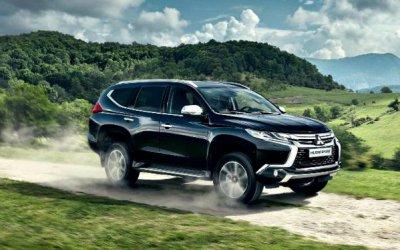 ВРоссии началось производство нового Mitsubishi Pajero Sport