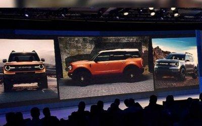 Ford возродит название Puma: его получит новый компакт-кроссовер