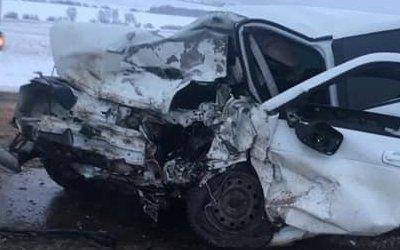 Молодой водитель «Приоры» погиб в ДТП в Башкирии