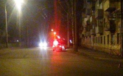 В Рыбинске иномарка сбила пешехода