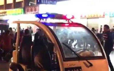 В Китае автомобиль врезался в толпу школьников – погибли пять человек