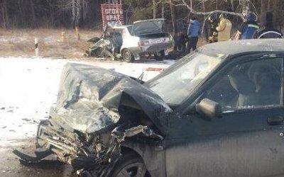Женщина погибла в ДТП в Челябинской области