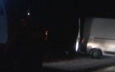 В ДТП под Рязанью погиб водитель микроавтобуса