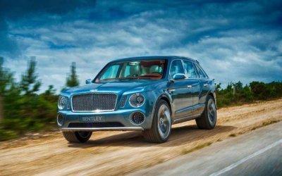 Bentley увеличивает продажи вРоссии