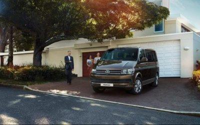 Volkswagen Multivan на прекрасных условиях в ноябре!