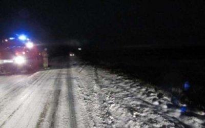 Два человека погибли в лобовом ДТП на трассе Оренбург – Илек