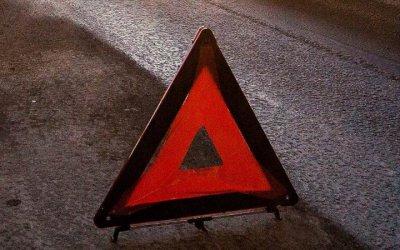 В Иркутской области в ДТП пострадали трое взрослых и ребенок