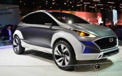 ВБразилии представлен электрокроссовер Hyundai SagaEV