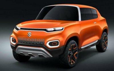 Suzuki готовится представить сверхбюджетный кроссовер