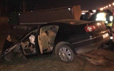 Четыре человека погибли в ДТП с автобусом под Орлом