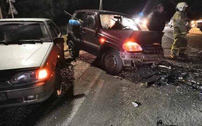 Три человека пострадали в ДТП в Ярославской области