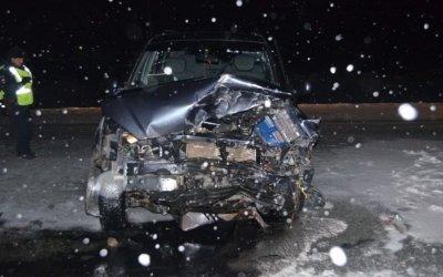 В ДТП в Башкирии погиб водитель «Гранты»