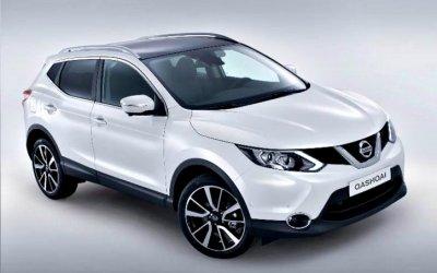 Российским бестселлером Nissan воктябре стал Qashqai