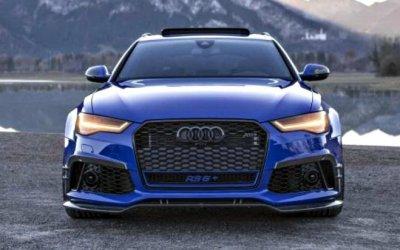 Audi RS6 «раскачали» до725 л. с.
