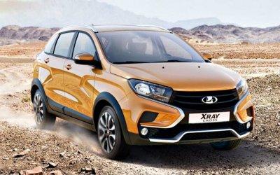 Начато производство Lada XRAY Cross свариатором