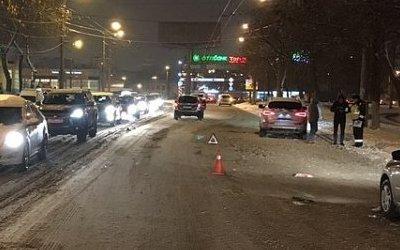 В Самаре «Ауди» насмерть сбила пешехода
