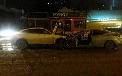 В ДТП в Брянске погиб водитель иномарки