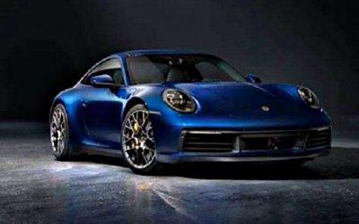 Задень допрезентации рассекречен новый Porsche 911