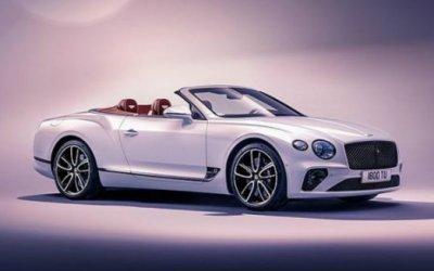 Представлен обновлённый Bentley ContinentalGT Convertible