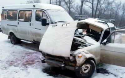 Трехлетний малыш погиб в ДТПна трассе «Оренбург-Самара»