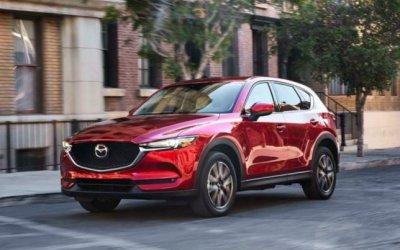 Mazda вновь увеличила продажи вРоссии