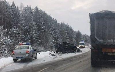 В Кировской области произошло ДТП с погибшими