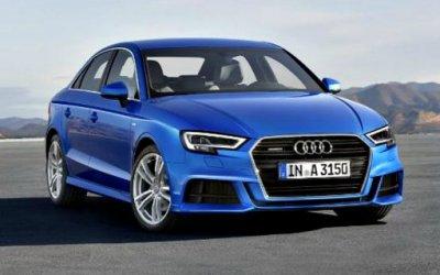 Audi A3 может стать лифтбеком