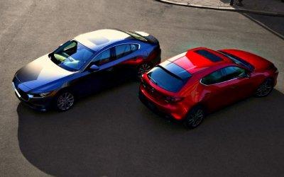 Вести изЛос-Анджелеса: представлена новая Mazda32019