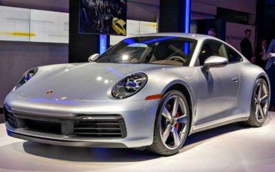 Вести изЛос-Анджелеса: Porsche 911 получил 443 «лошади»