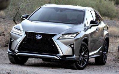 Lexus поднял российские цены насвои автомобили
