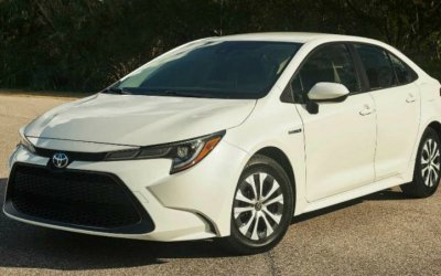 Вести изЛос-Анджелеса: Corolla стала гибридной
