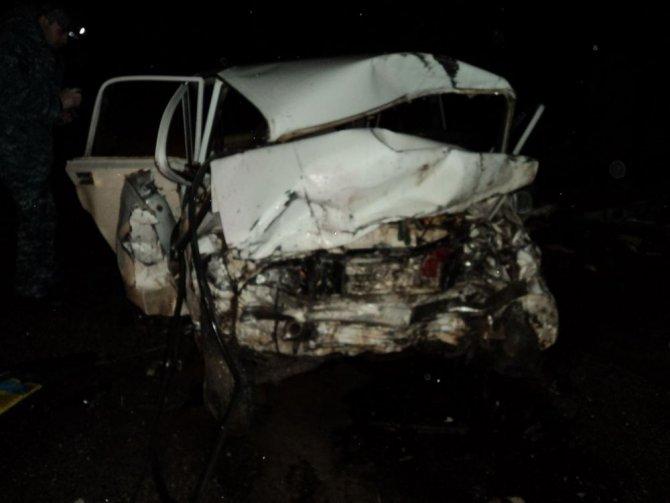 Четыре человека погибли в ДТП вСтавропольском крае (2)