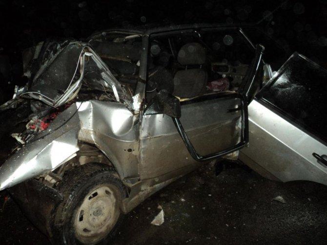 Четыре человека погибли в ДТП вСтавропольском крае (3)
