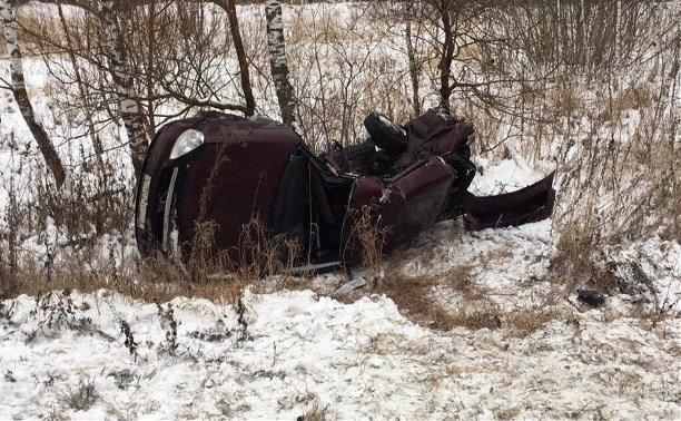 Девушка-водитель без прав погибла в ДТП в Тульской области (2)