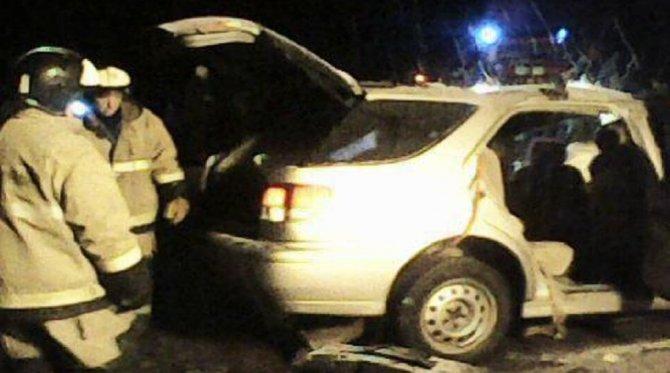Четыре человека погибли в ДТП в Рязанской области