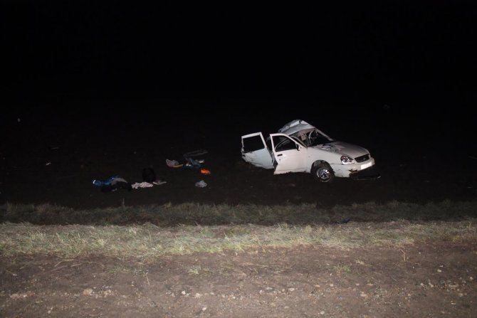 Женщина и двое детей погибли в ДТП на Кубани (2)
