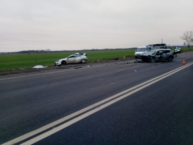 Два человека погибли в ДТП с иномарками на Кубани (1)