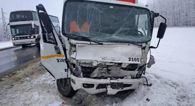 В ДТП в Воронежской области погибли трое