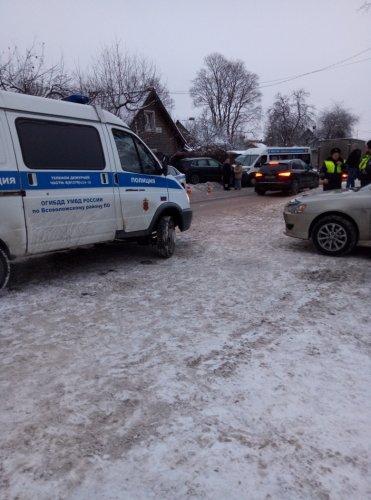 Четыре человека пострадали в ДТП вЛенобласти